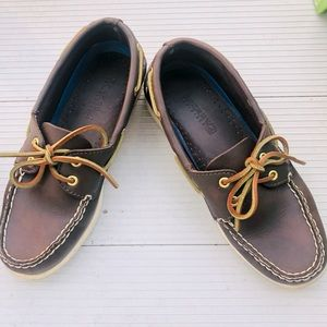 Sperry Topsider boat shoes/loafers men's sz 7 w